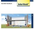 Handbuch zu Kellerentfeuchten mit dem SolarVenti Luftkollektor